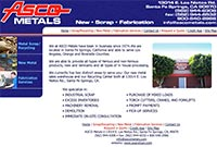Asco Metals - Home Page