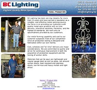 BC Lighting - Home Page