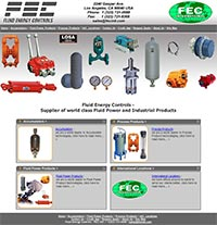 FEC Intl. Fluid Energy Controls - Home Page
