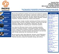 Pacific Insulation Company - Home Page