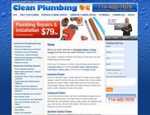Clean Plumbing Huntington Beach